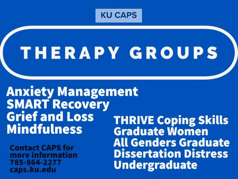 Therapy Groups